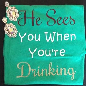 Tops - He Sees you When You're Drinking